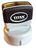 Titan Georgia Round Notary Stamp. This product has multiple versions. Please select one using the Choose a Version box.