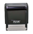 Vector Model 4913 Georgia Notary Stamp